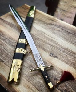Ertugrul Sword 247x296 - Ottoman Swords