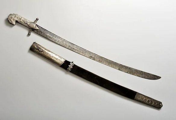 Karabela Swords 584x400 - Ottoman Swords