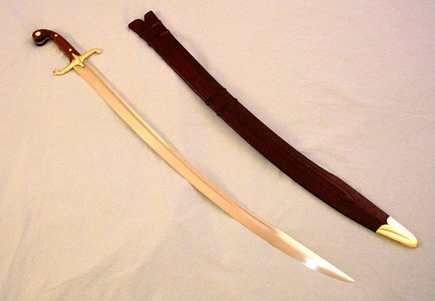 turkish kilij - 10 Legendary Turkish Swords