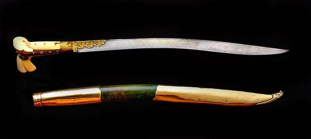 yatagan swords - 10 Legendary Turkish Swords