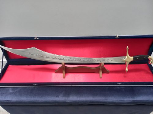 Sinbad Scimitar Sword photo review