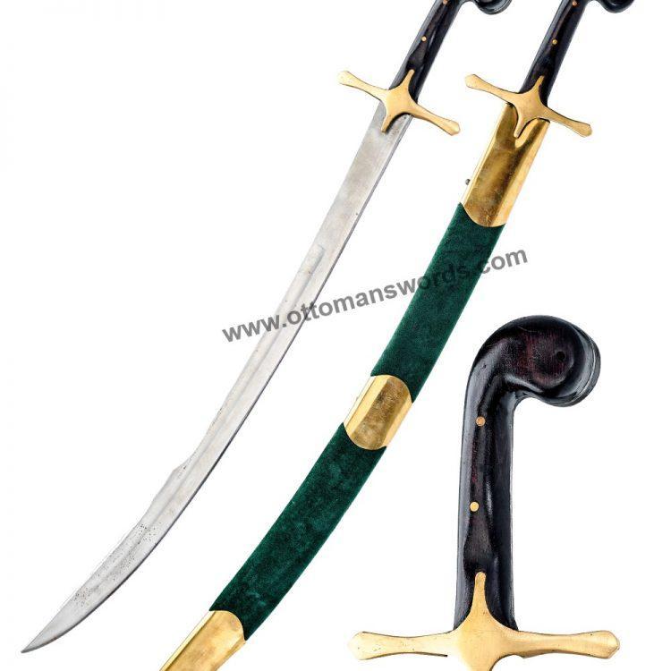 Buy Online Turkish Kilij Hand Forged Sword 750x750 - Ottoman Swords