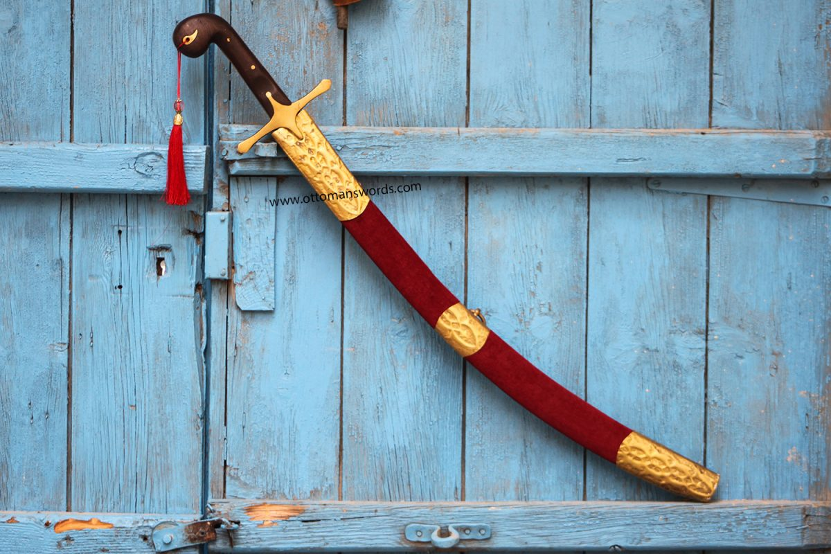 Carbon Steel Hand Forged Sword For Sale