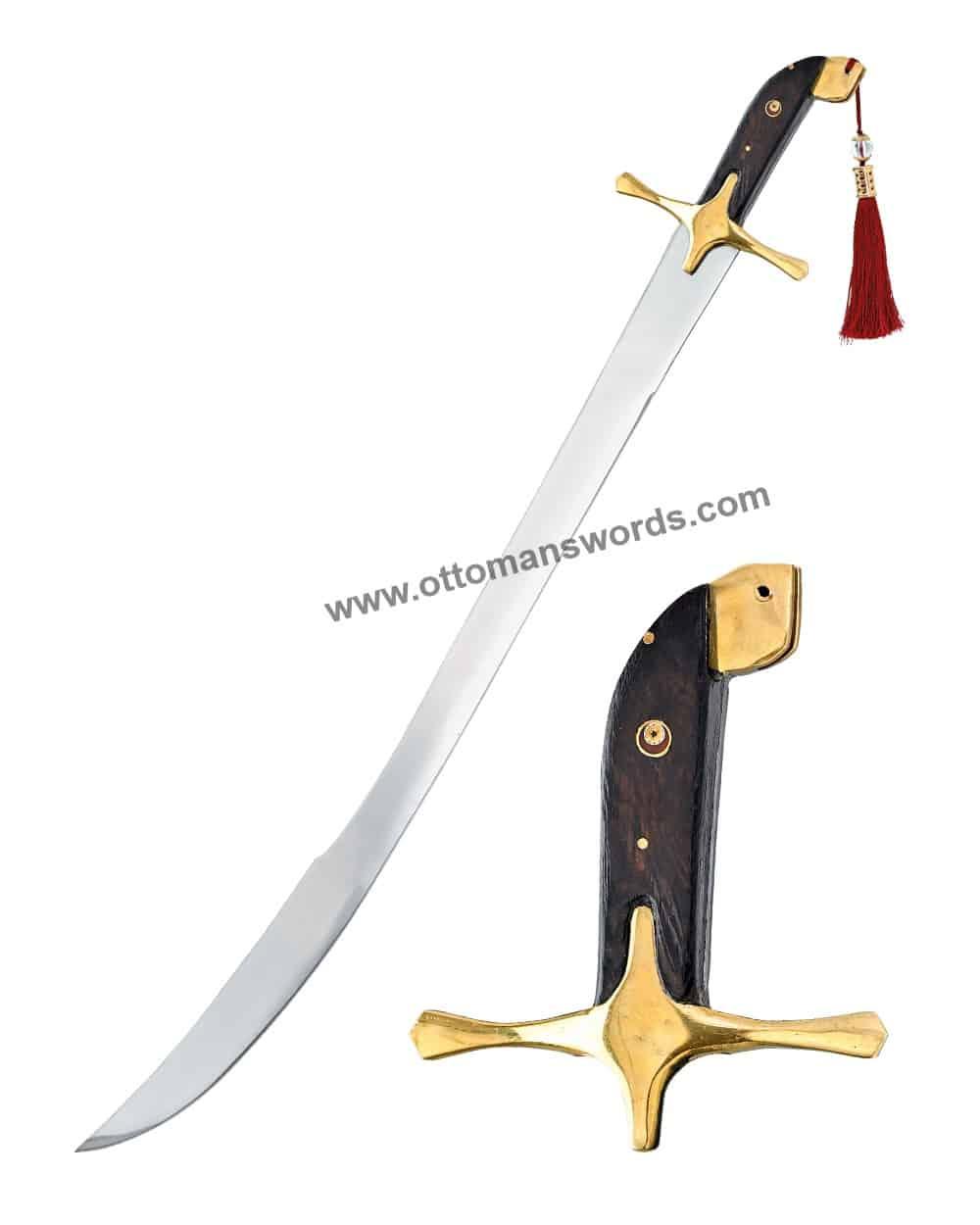 Customizable Sultan Alaaddin Sword - Sultan Alaaddin Sword