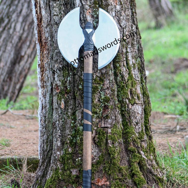Double Bladed Sided Axe For Sale