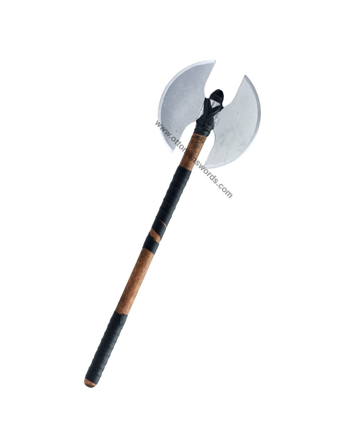 double sided axe