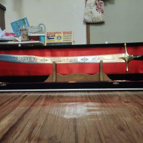 Fatih Sword photo review