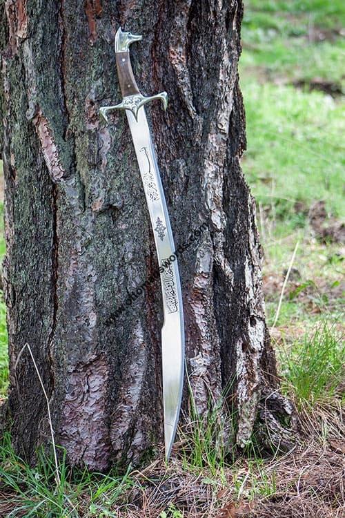 ottoman sword wood