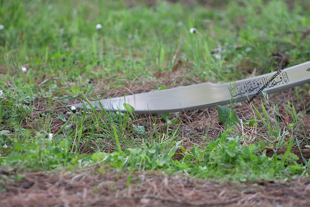 ottoman sword blade