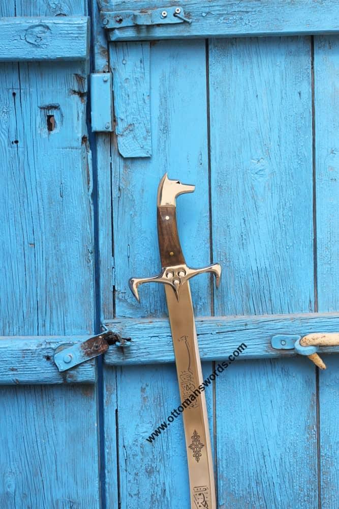 ottoman sword