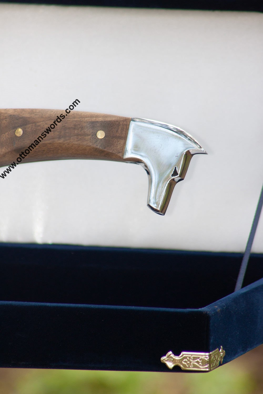 ottoman sword Turgut Alp