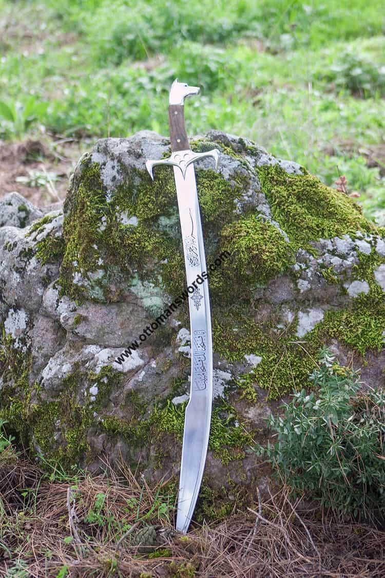 ottoman sword bamsi alp