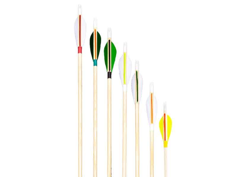 Ottoman traditional wooden arrow 20 - Ottoman Arrow Wood