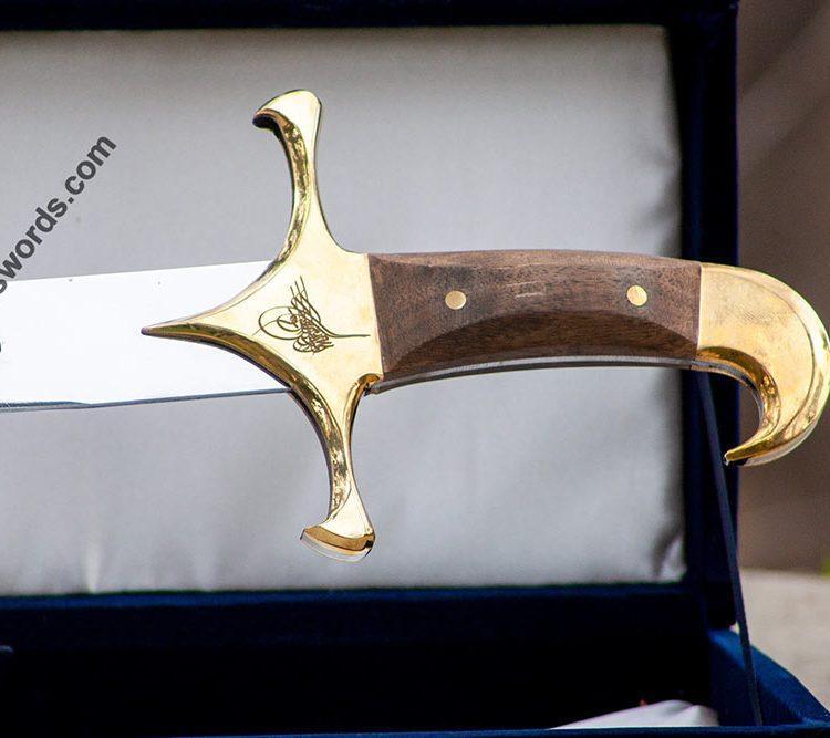Personalized Turkish Scimitar Sword