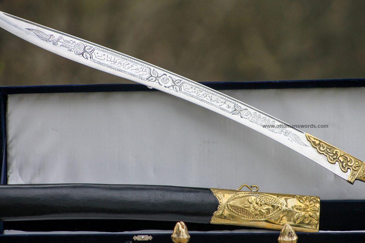Yatagan Sword