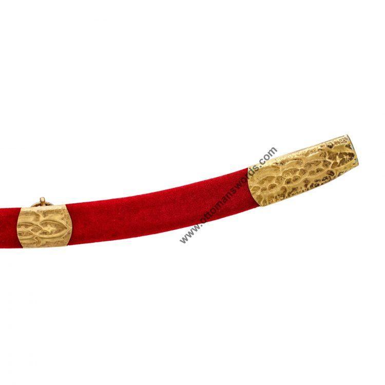 Turkish forged sword