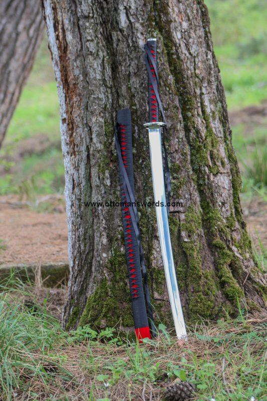 katana sword 533x800 - Black SamuraiJapanese Katana Sword