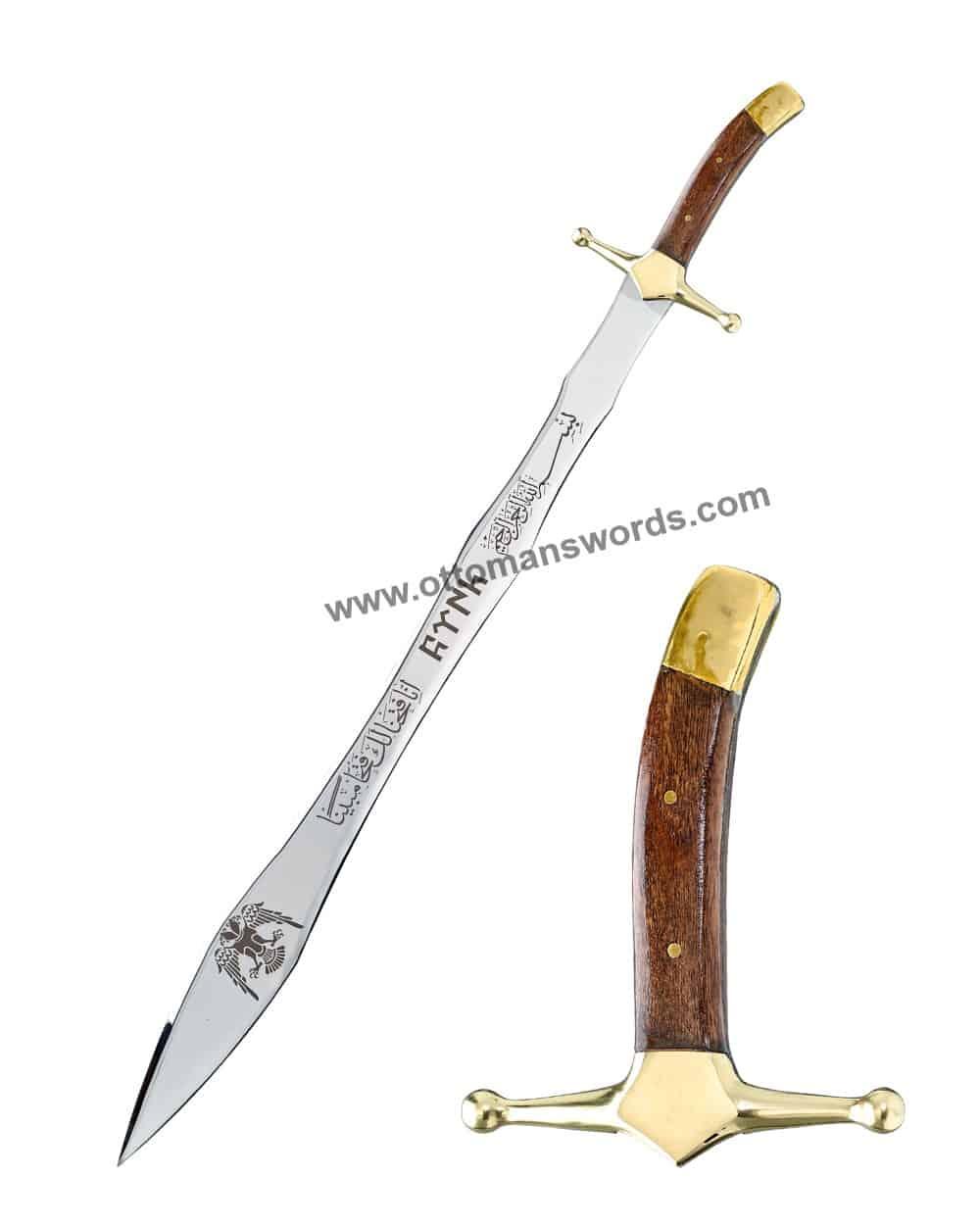 scimitar for sale turkish sword
