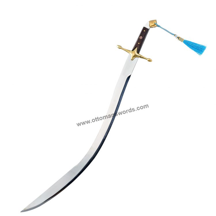 shamshir for sale 1 750x750 - Miniature Yatagan Sword