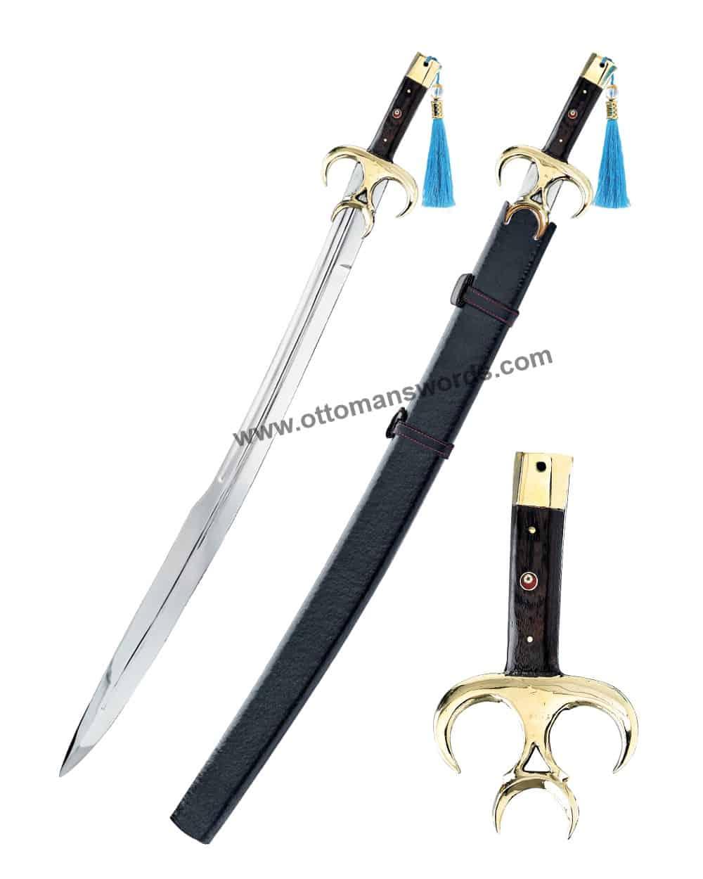 Three Crescent Sword