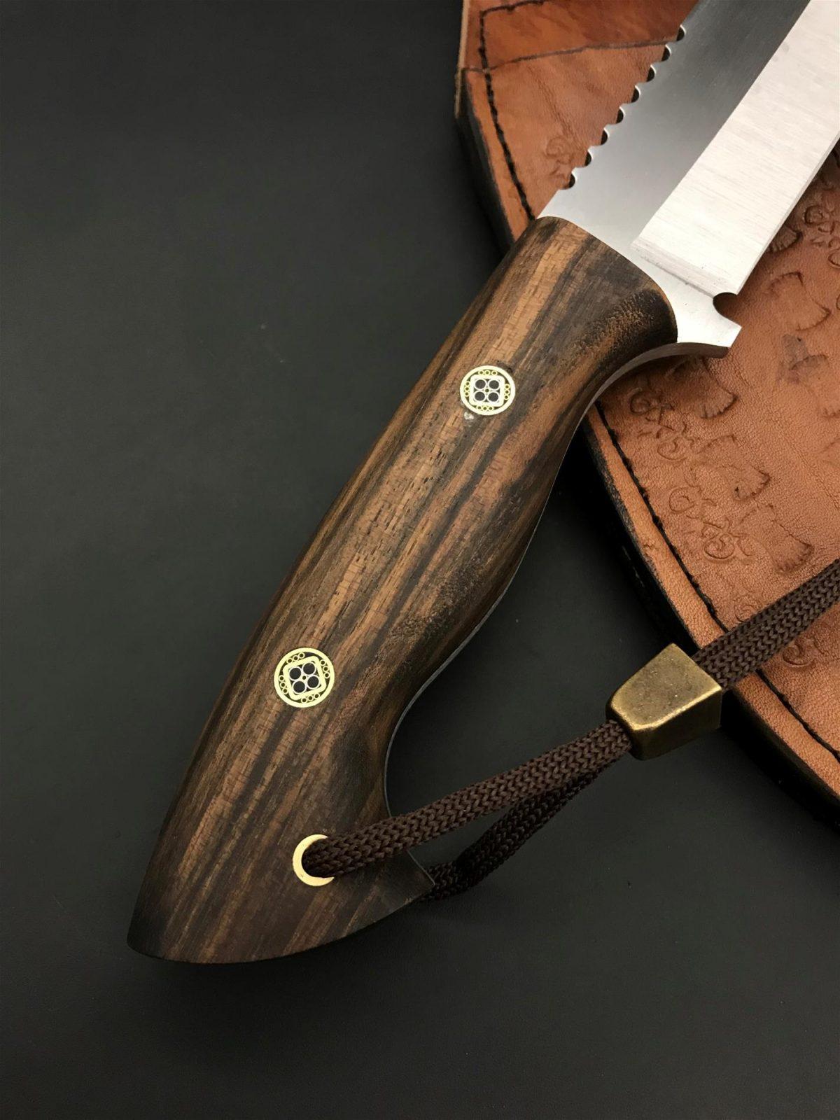 Handmade Camping Knife BB99 3 1 1200x1600 - Handmade Camping Knife BB99-3