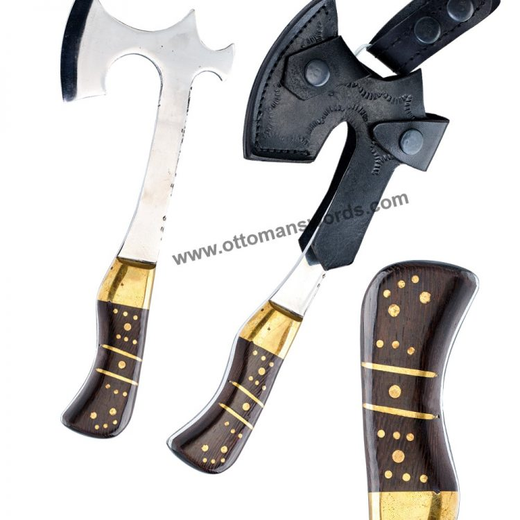 camping hatchet 750x750 - Topkapi Palace Museum Replica Swords Set