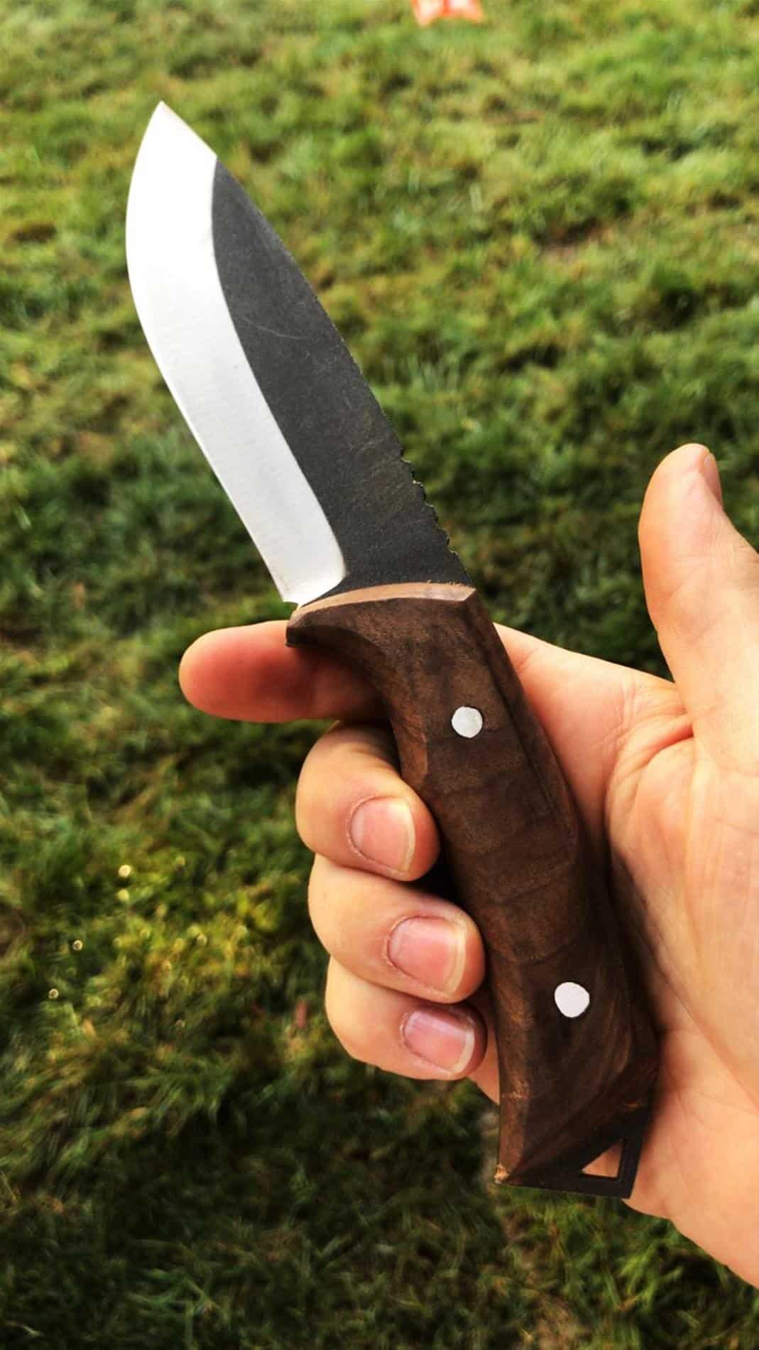Bush Hunting Knife