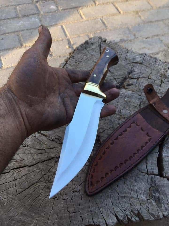 bush knife