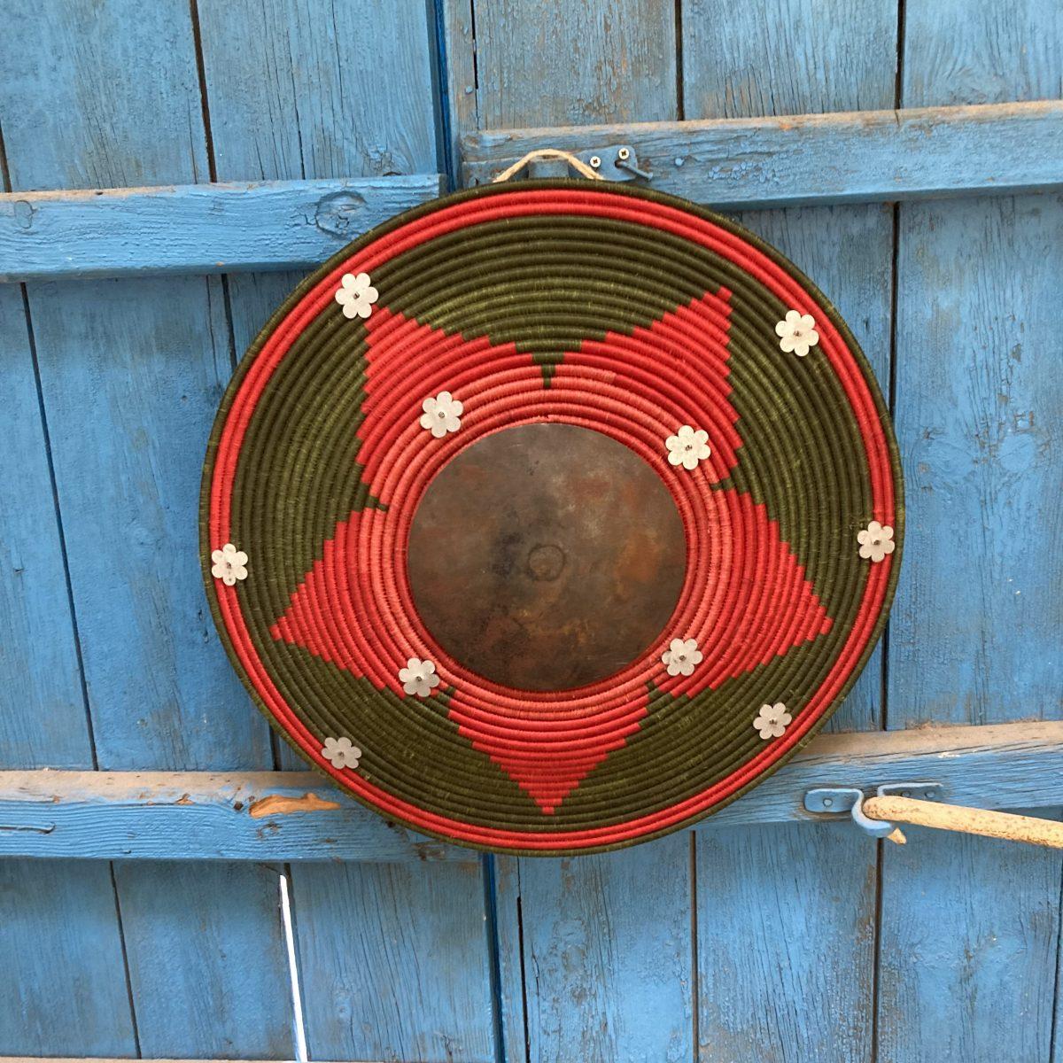 Willow Knitted Battle War Shield