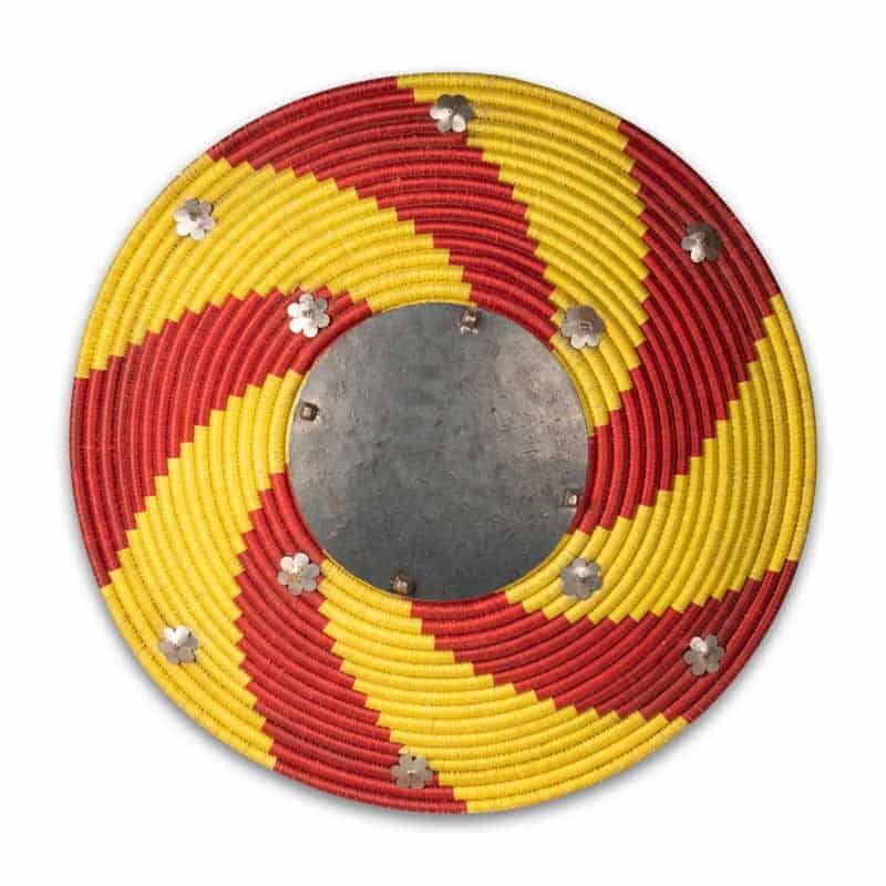Ottoman Style Replica Shield Yellow