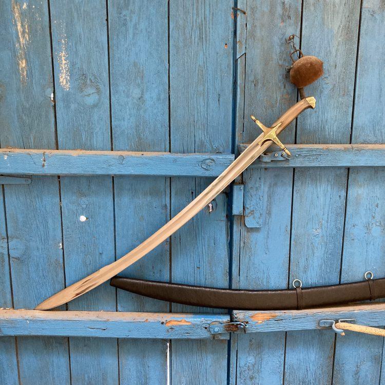 16 - 17. th Century Ottoman Medieval Sword