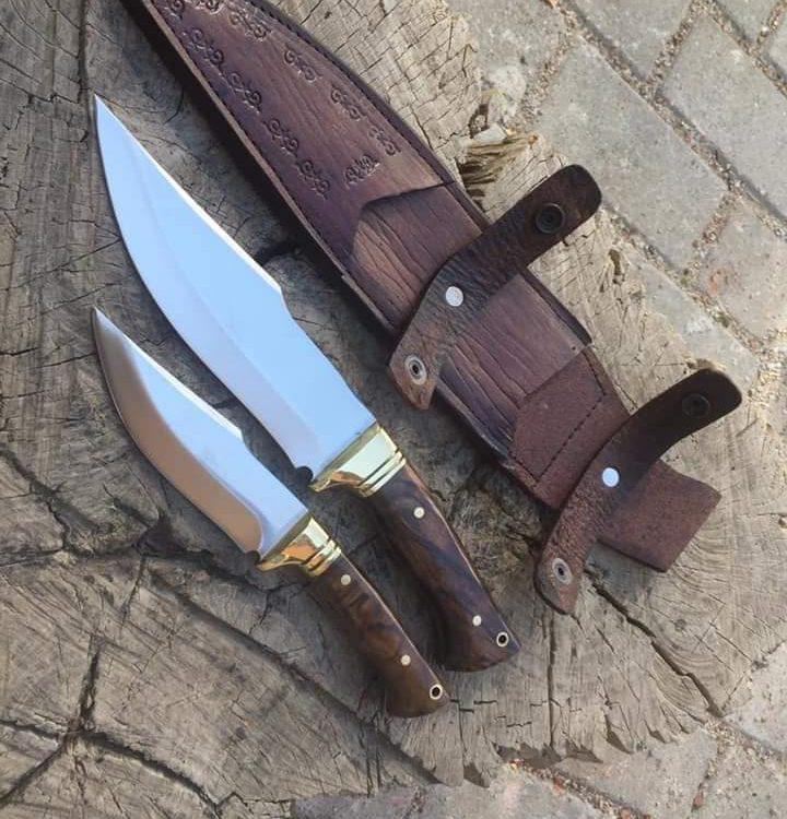 Bushcraft Hunting Knife