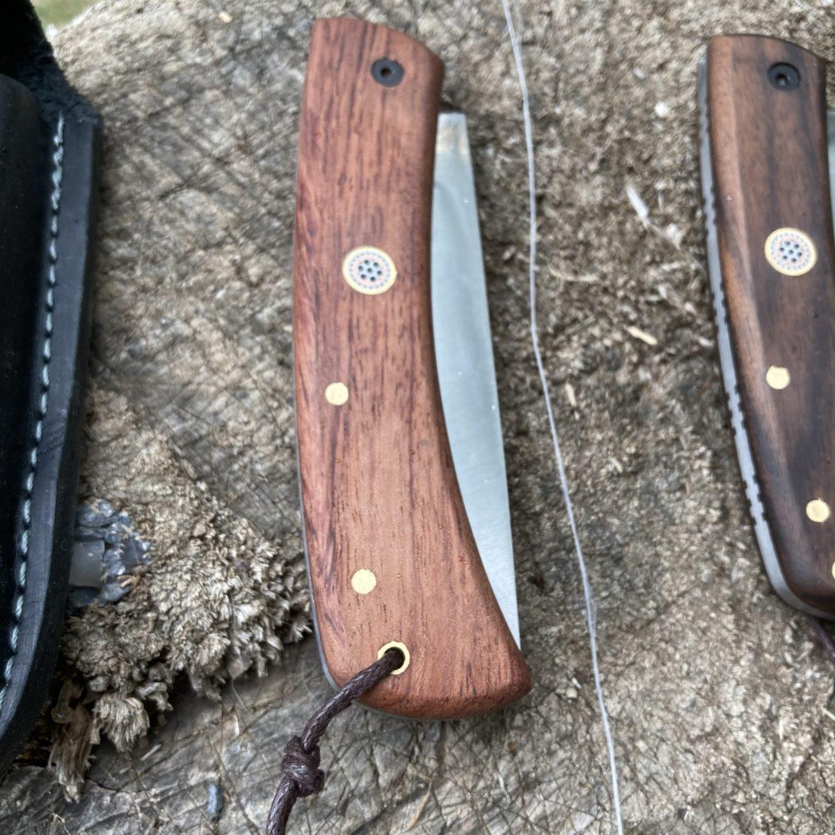 Buy Handmade Pocket Knife For Sale 4 Hand Forged Folding Pocket Knives